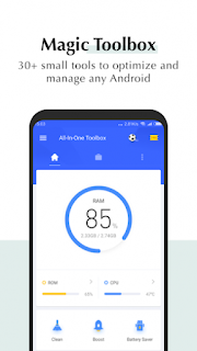All-In-One Toolbox: Cleaner v8.1.5.5.4 Pro APK