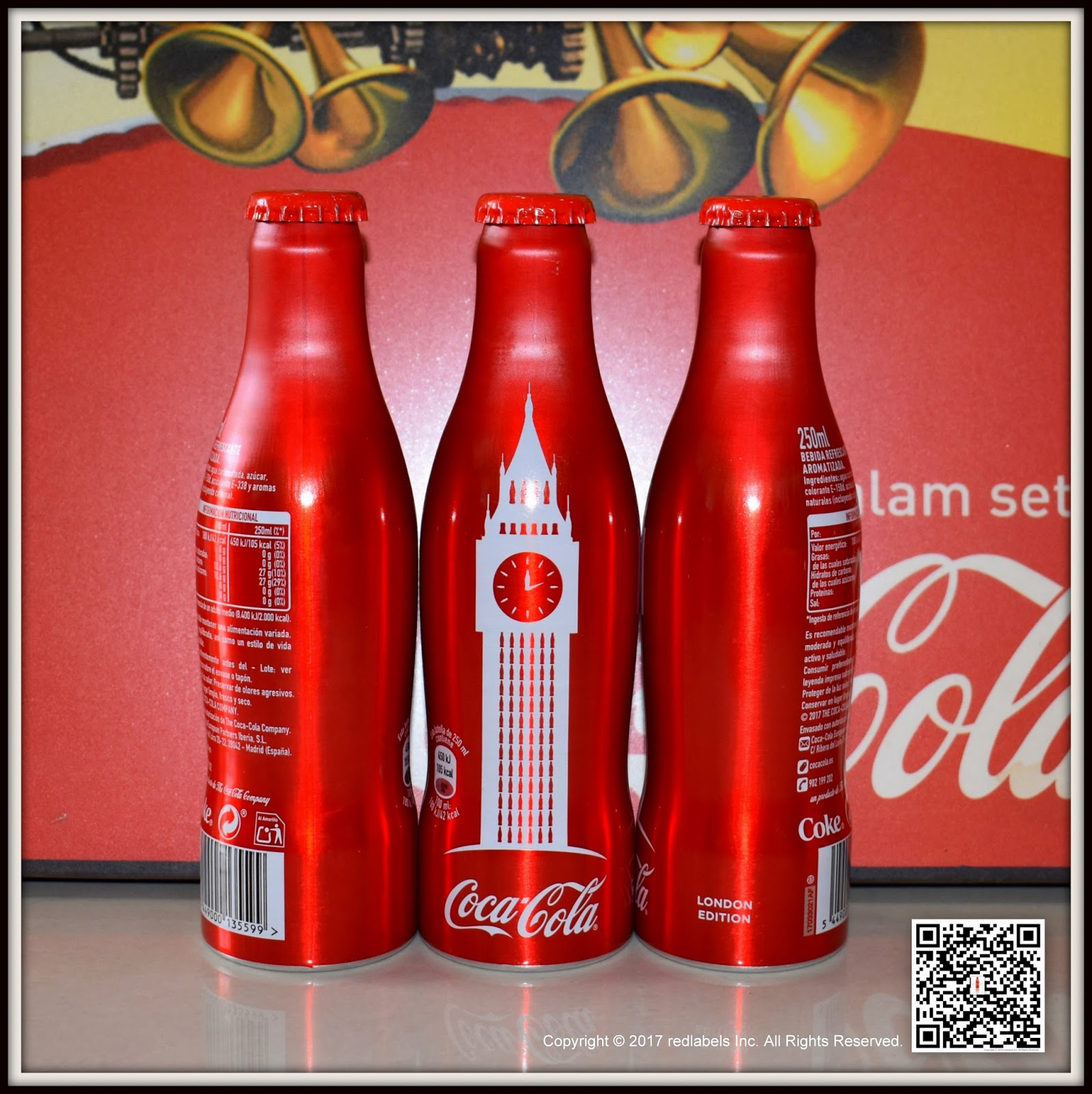 Aluminum bottle collector club coca cola cities edition aluminum bottle spai - Coca cola edition limitee ...