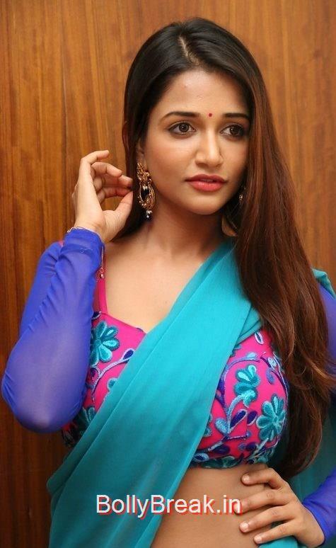 , Anaika Soti New Saree Pics in HD