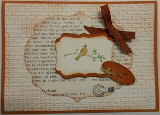 Decorative labels punch Zena Kennedy independent stampin up demonstrator