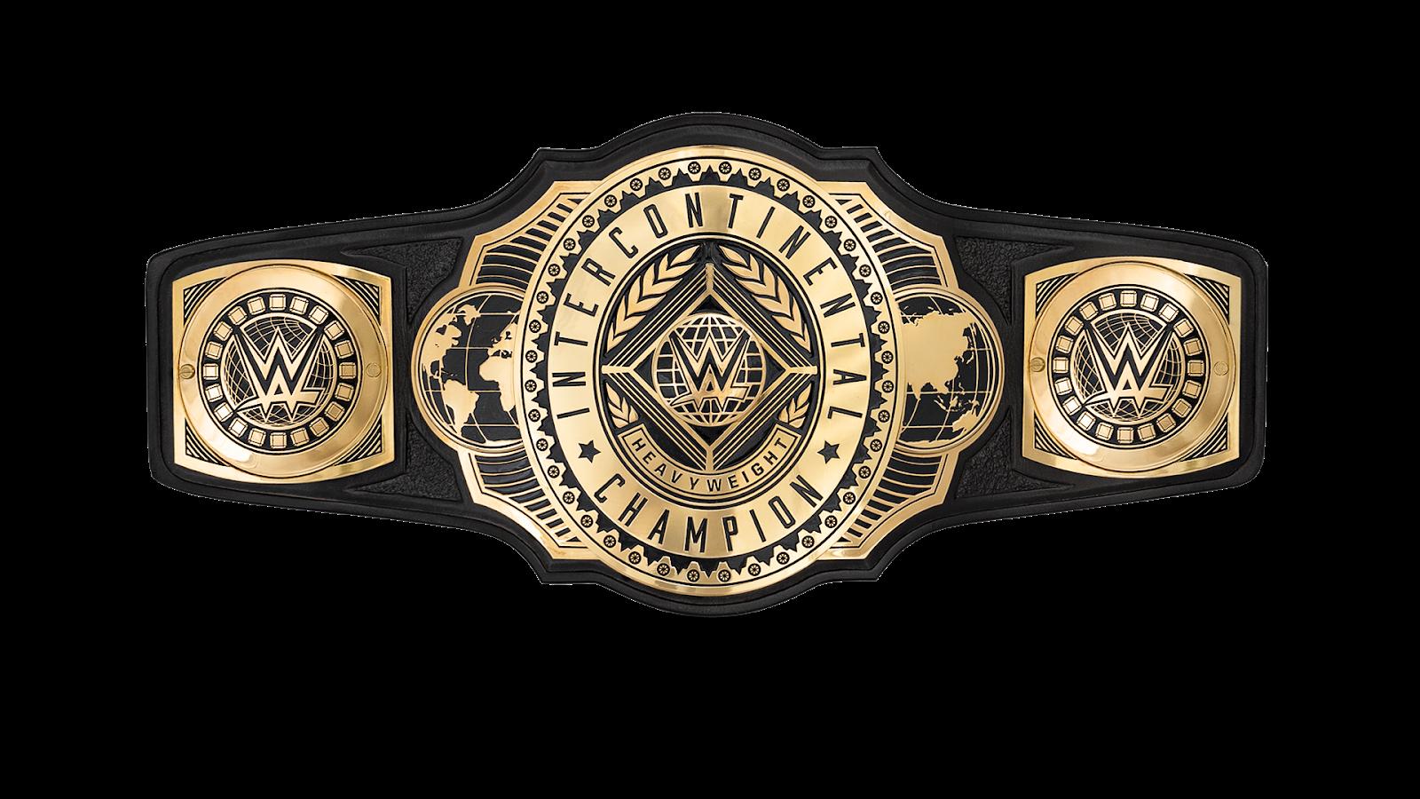 current WWE Intercontinental champion title holder