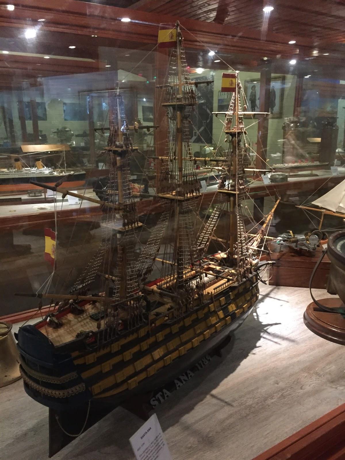 Replicas de navios