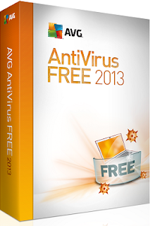AVG Antivirus Free Edition 2013 Free Download Full Version
