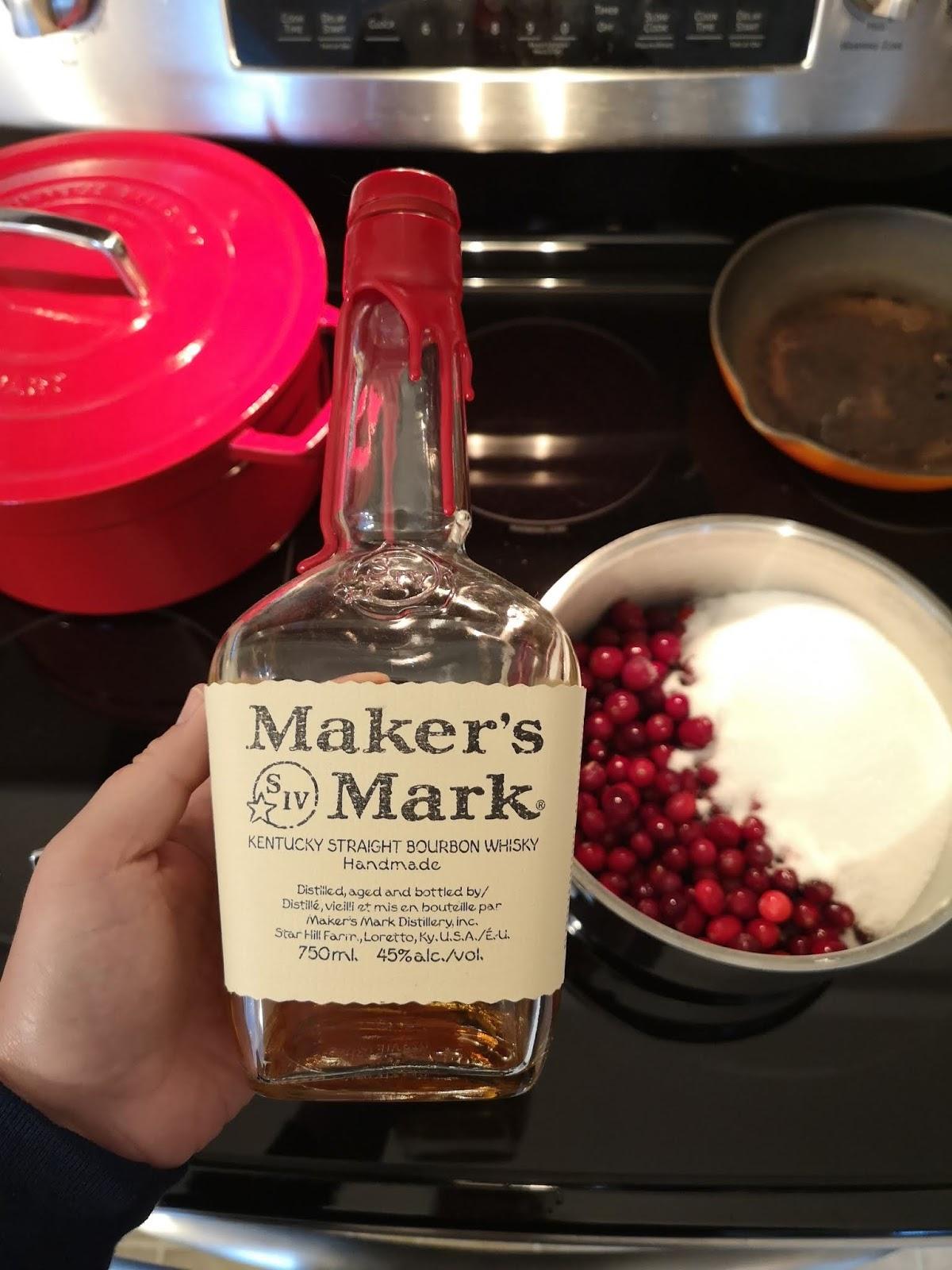 homemade cranberry sauce thanksgiving christmas