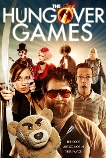 The Hungover Games (2014) Sub Indo Film