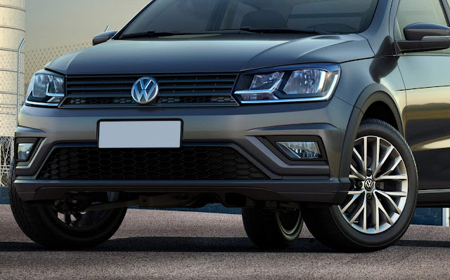 VW Gol e Voyage Automáticos chegam em maio