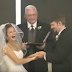 WATCH! Solemn wedding turns HILARIOUS after groom makes MISTAKE!