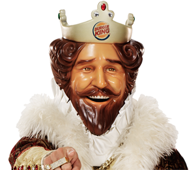 BURGER KING® Get Fresh Offers, 2 for $5 Mix and Match Original Sandwich, Big King, Big Fish Sandwich Yumbo Hot Ham and Cheese.