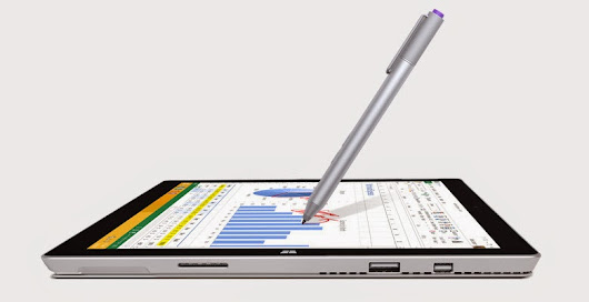 Microsoft reportedly acquires N-Trig, Israeli creators of the Surface Pro 3 stylus - Gadget Guru