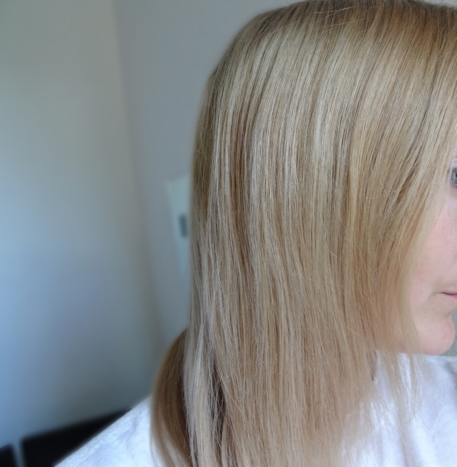 silver blonde colour freedom