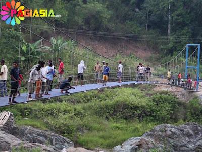 Melihat Karya WN Swiss Ruttiman Membangun Puluhan Jembatan di Pelosok Daerah RI