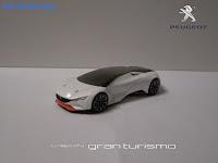 Norev 1/64 2015 Peugeot Vision Gran Turismo