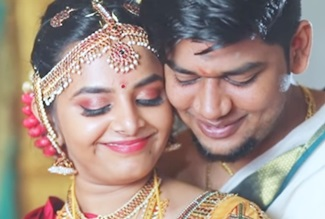 Vj Abishek & Deepa   Wedding Video