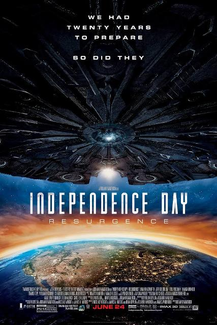 Independence Day Resurgence 2016