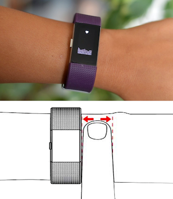 How to Wear Fitbit Charge 2