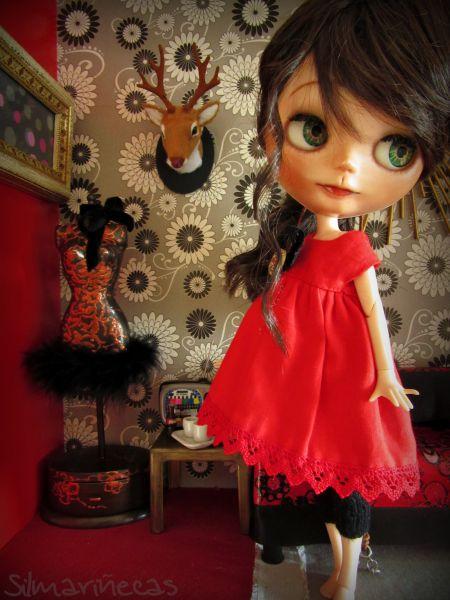 salón de muñecas
