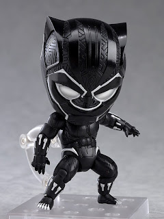"Nendoroid Black Panther de ""Avengers: Infinity War"" - Good Smile Company"