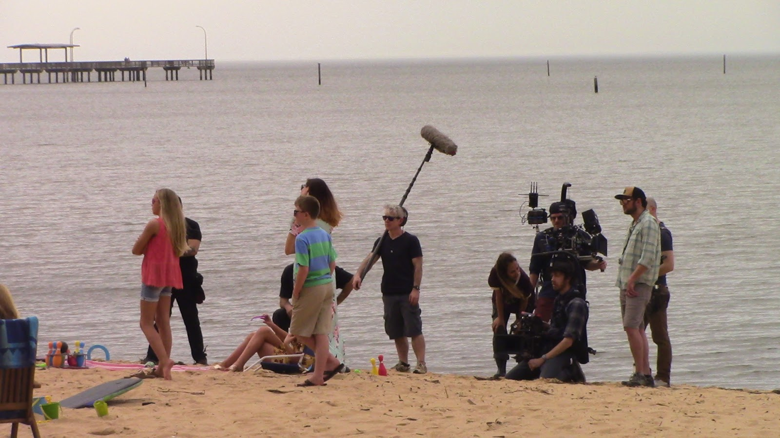 The Fairhope Times : 'The Friend' Movie Filming Begins