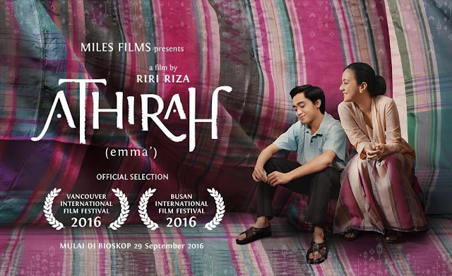 Review Film Athira 2016