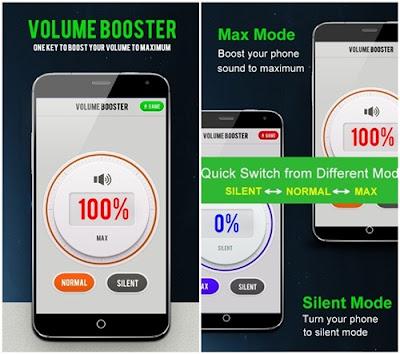 aplikasi volume booster pro