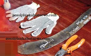 Notorious armed robbery gang arrested lanka