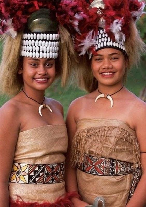 The tanoa are made