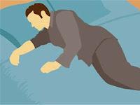 Inilah Manfaat Tidur Miring ke Kanan