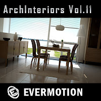 Evermotion Archinteriors vol.11 室內3D模型第11季下載