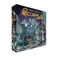 scorpius fighter boite