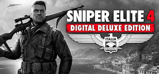 Sniper Elite 4 Deluxe Edition v1.5.0 STEAMPUNKS