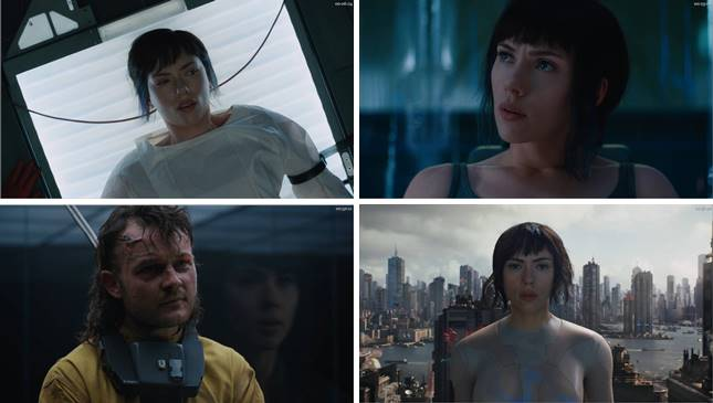 Screenshots Free Full Movie HD Ghost in the Shell (2017) BluRay 1080p 720p 480p 360p MKV MP4 Subtitle English Indonesia