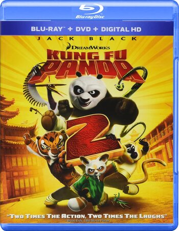 Kung Fu Panda 2 (2011) Dual Audio Hindi 480p BluRay x264 300MB ESubs Movie Download