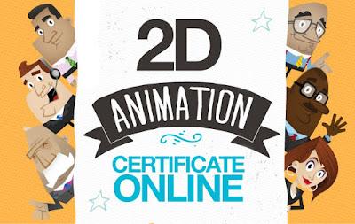 2D Animation Certificate Online - Rekomendasi Terbaik | Hog Pictures