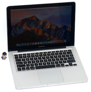 MacBook Pro Core i5 13-inchi Mid 2012 MD101 di Malang