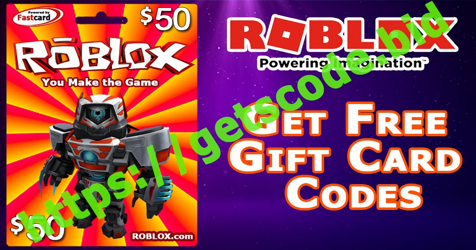Giveaway Free Roblox Gift Card Codes - Berkshireregion