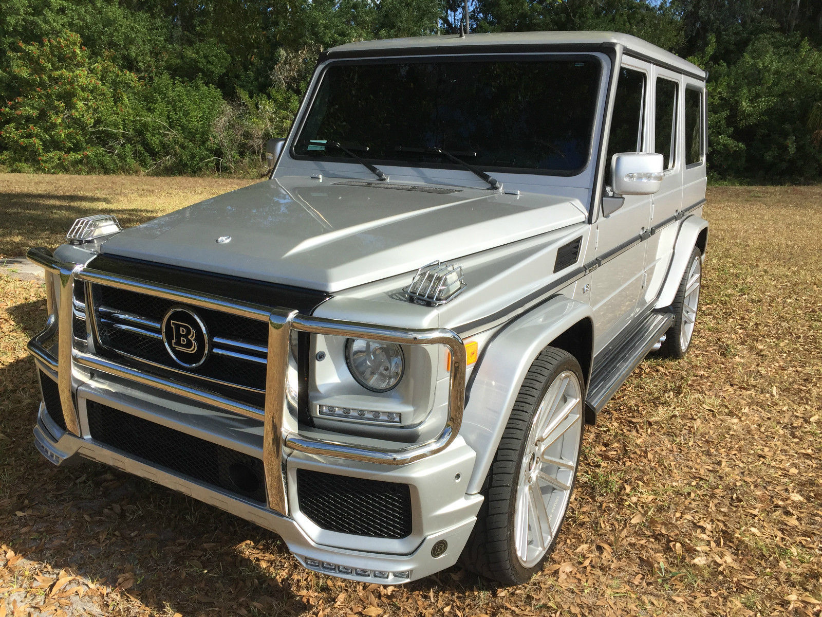 G55 amg custom