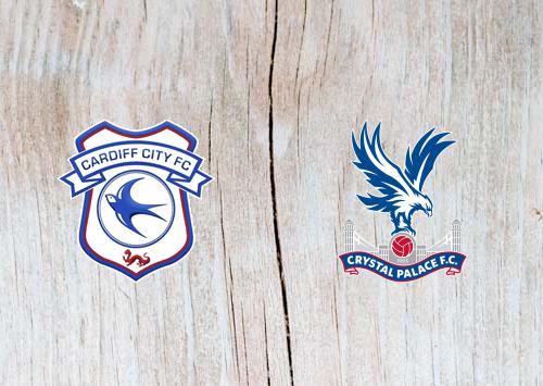 Cardiff vs Crystal Palace - Highlights 4 May 2019