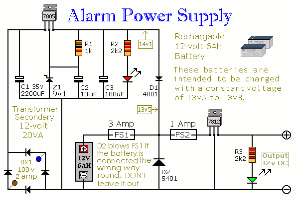 Simple%2BAlarm%2BPower%2BSupply%2BCircuit%2BDiagram simple alarm power supply circuit diagram circuit diagram