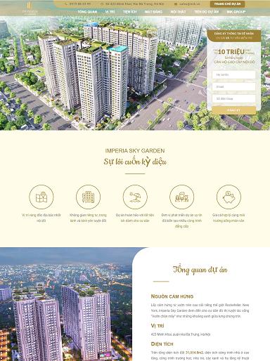Theme blogger bất động sản 2019 chuẩn seo