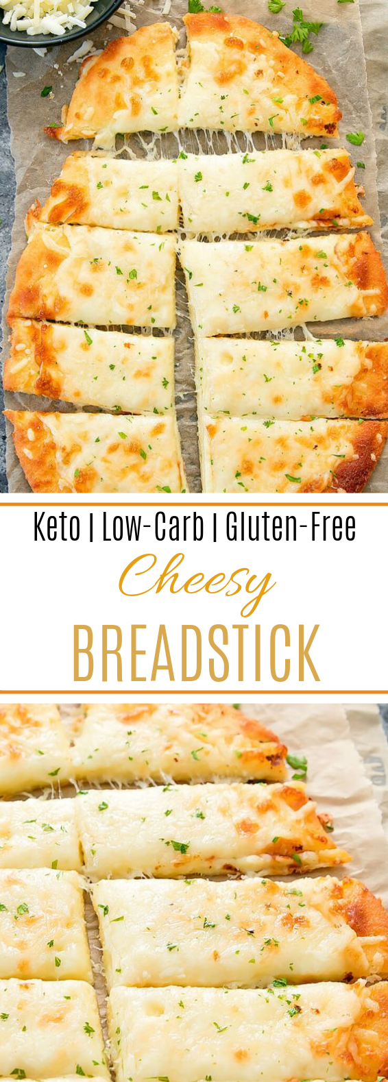 Keto Breadsticks #lowcarb #healthy