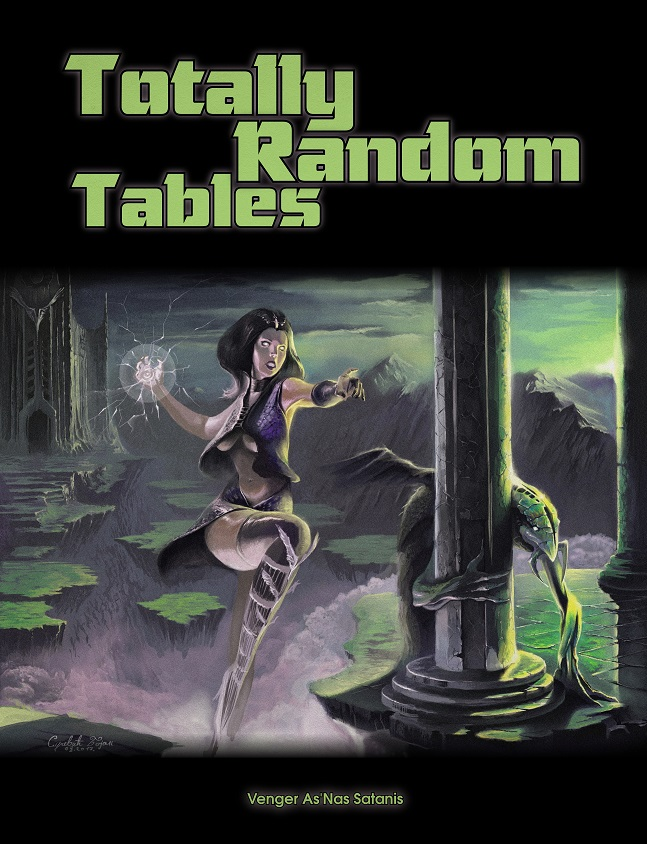 Totally Random Tables