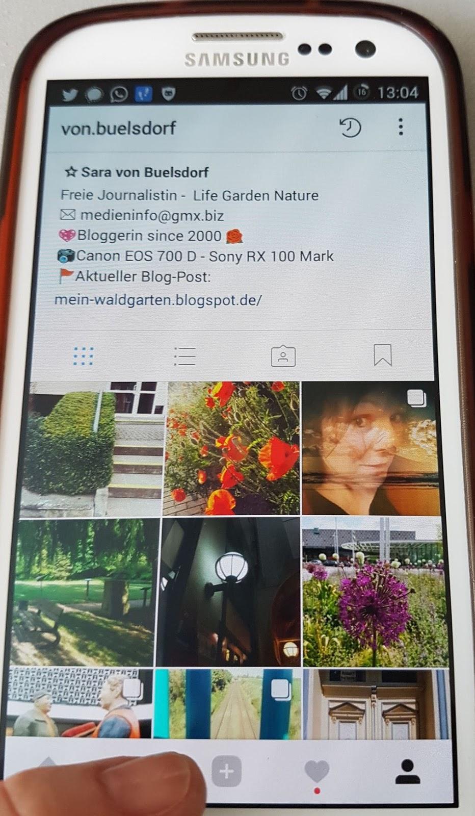 Blog-Helper - Blogger/Blogspot: Bildergalerie für Instagram - Post ...