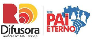 Rádio Difusora AM/FM - Rede Pai Eterno de Goiânia/GO
