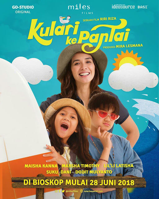 Review Film Kulari ke Pantai (4) - source: www.instagram.com/milesfilms