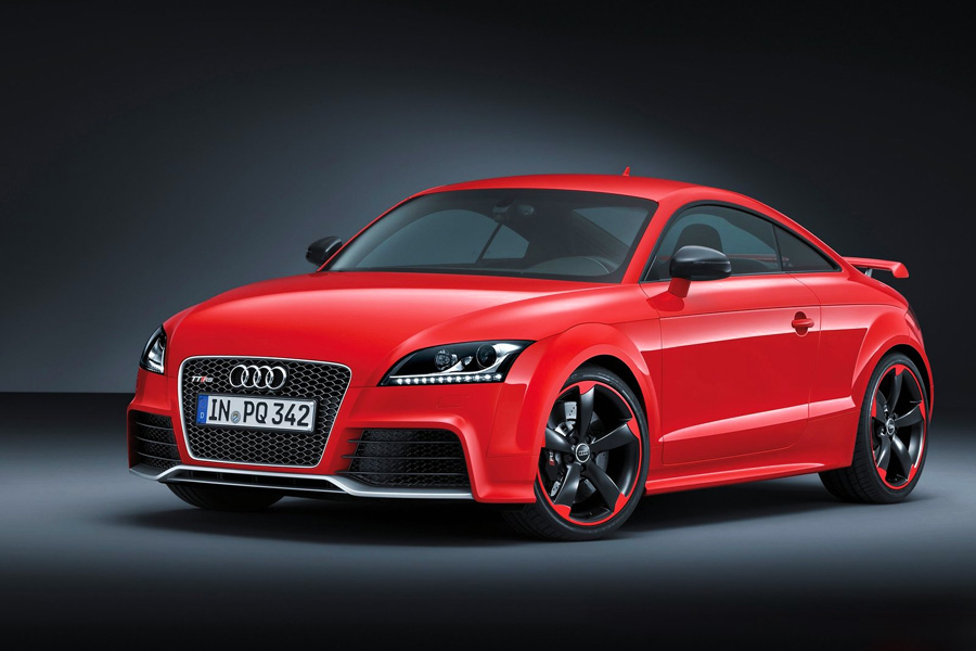 audi tt rs  owner manual