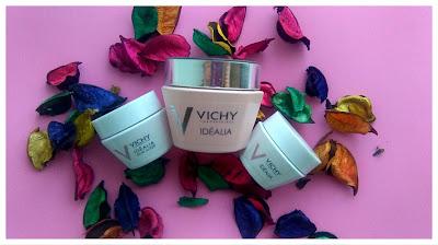 Krem na dzień (Idealia) & Krem na noc (Idealia Skin Sleep), Vichy- recenzja #36