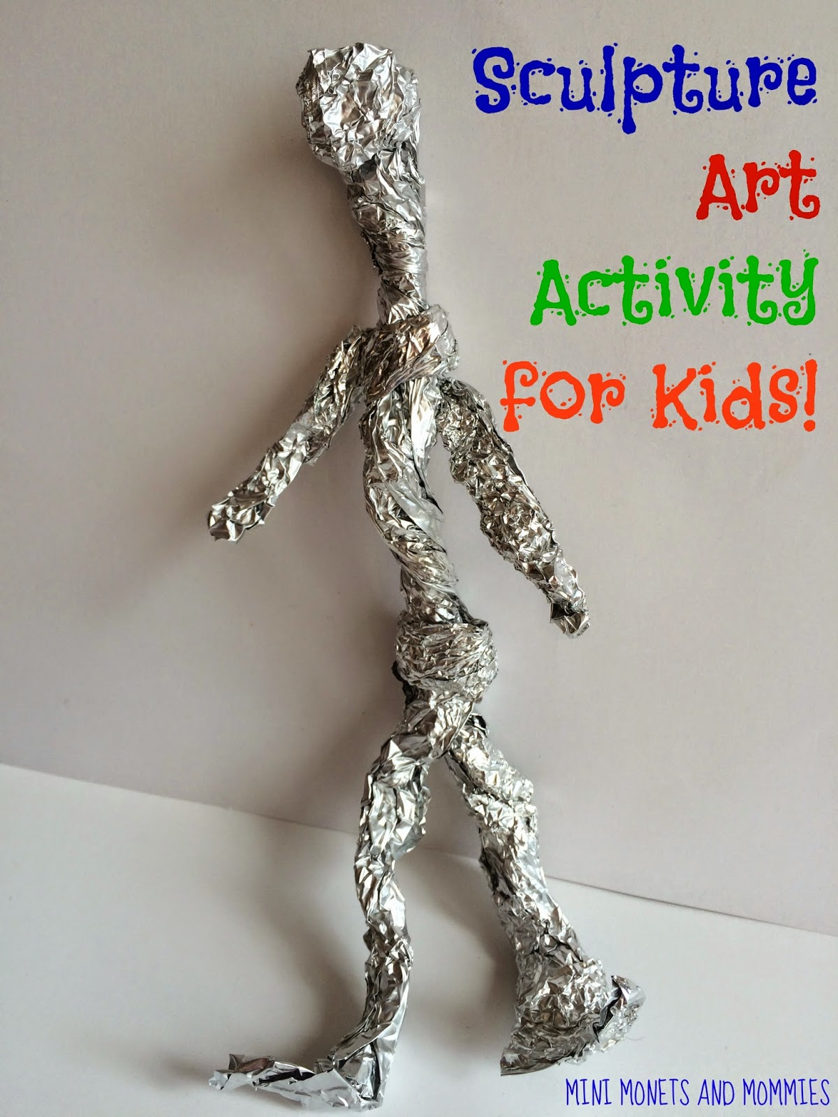 Mini Monets And Mommies Active Kids Art With Giacometti