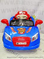 Mobil Mainan Aki Pliko PK6700N Audi M