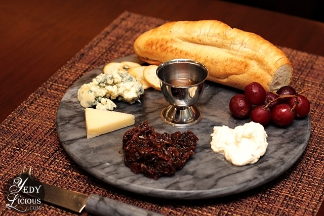 Dolcelatte Cheese Board