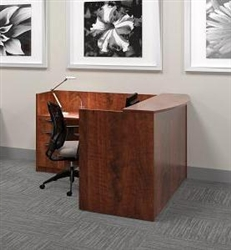 Discount Reception Desk at OfficeAnything.com
